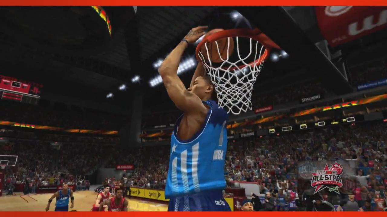 NBA 2K13 - All-Star DLC Trailer screenshot 4