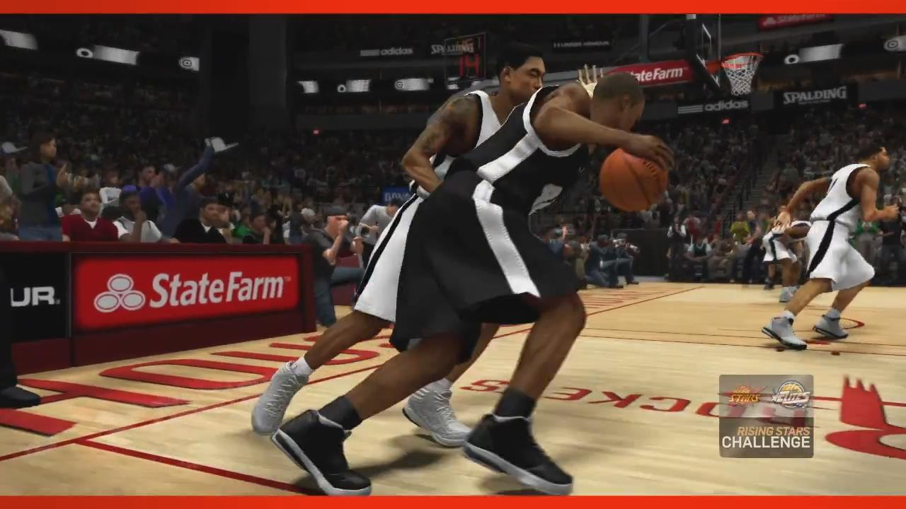 NBA 2K13 - All-Star DLC Trailer screenshot 7