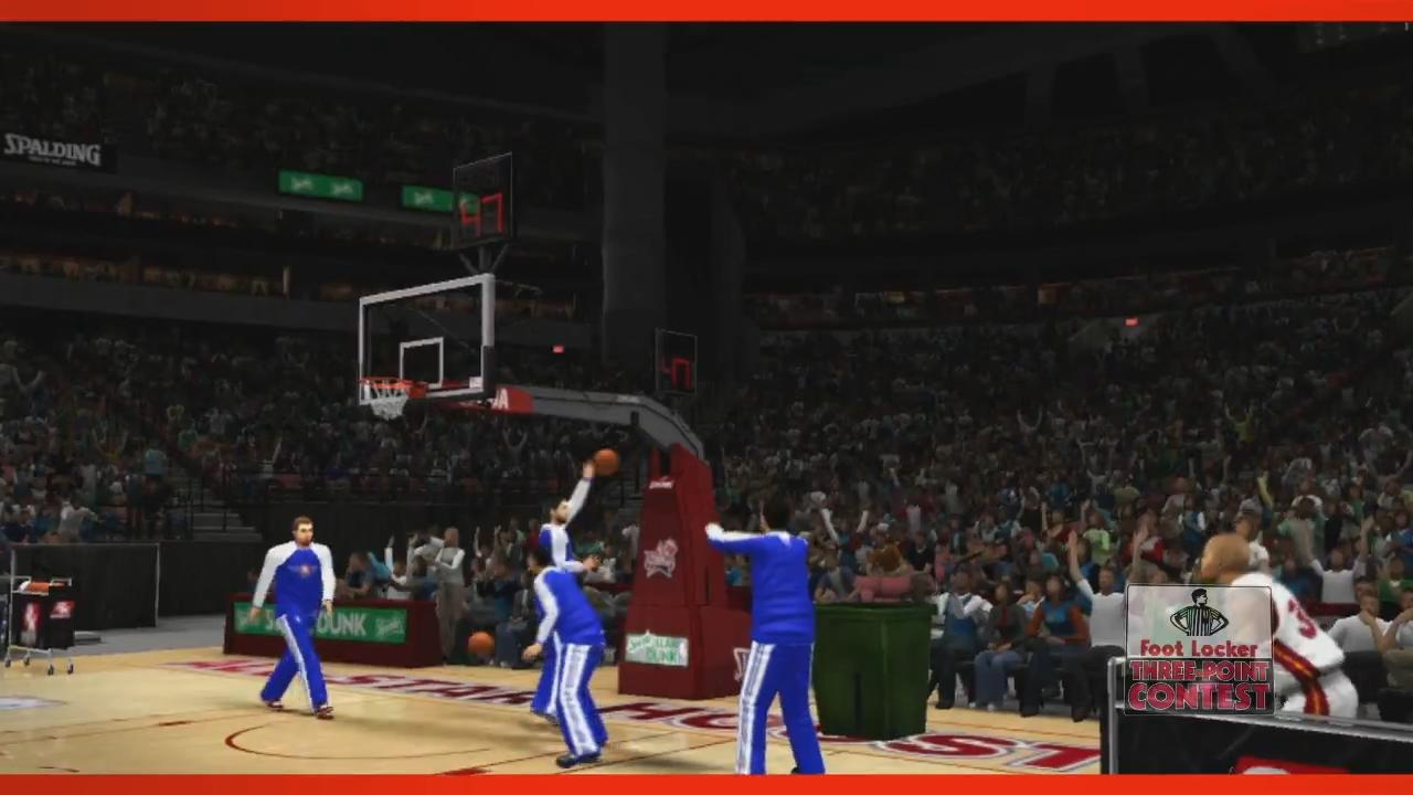 NBA 2K13 - All-Star DLC Trailer screenshot 9