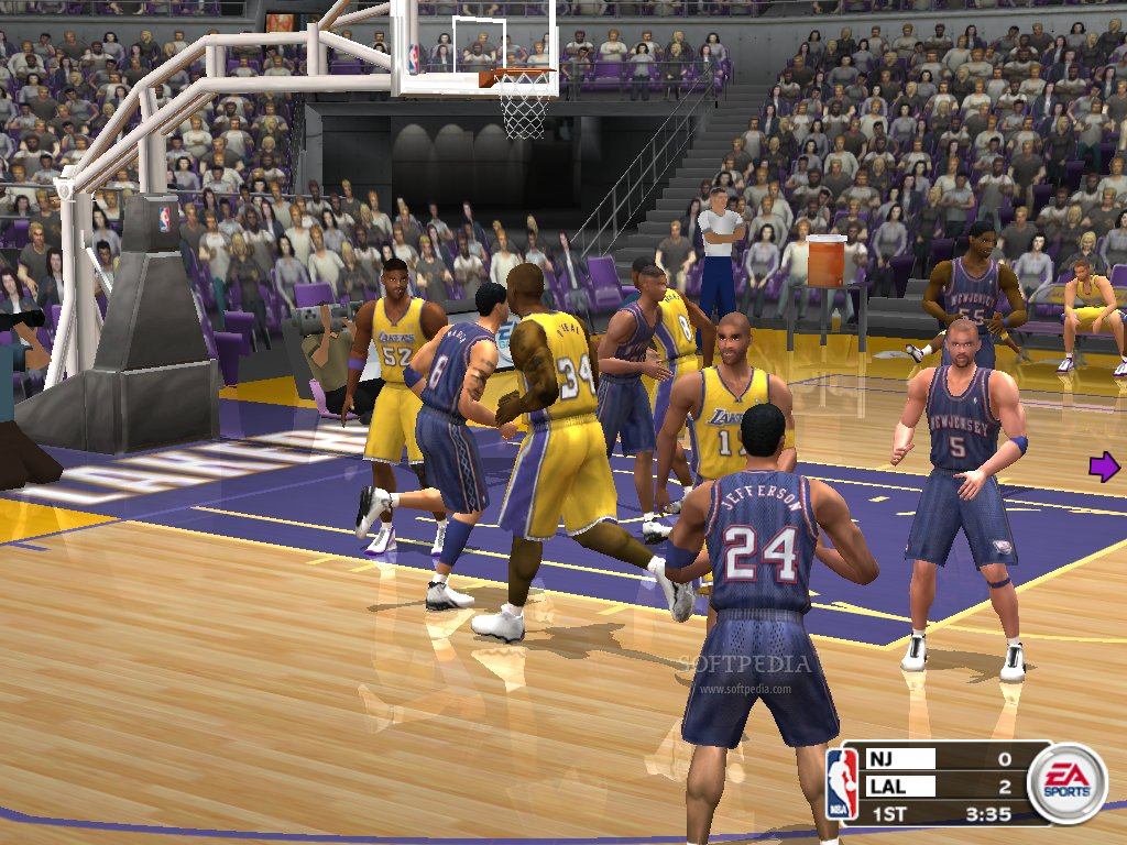 nba live 2003 download full version