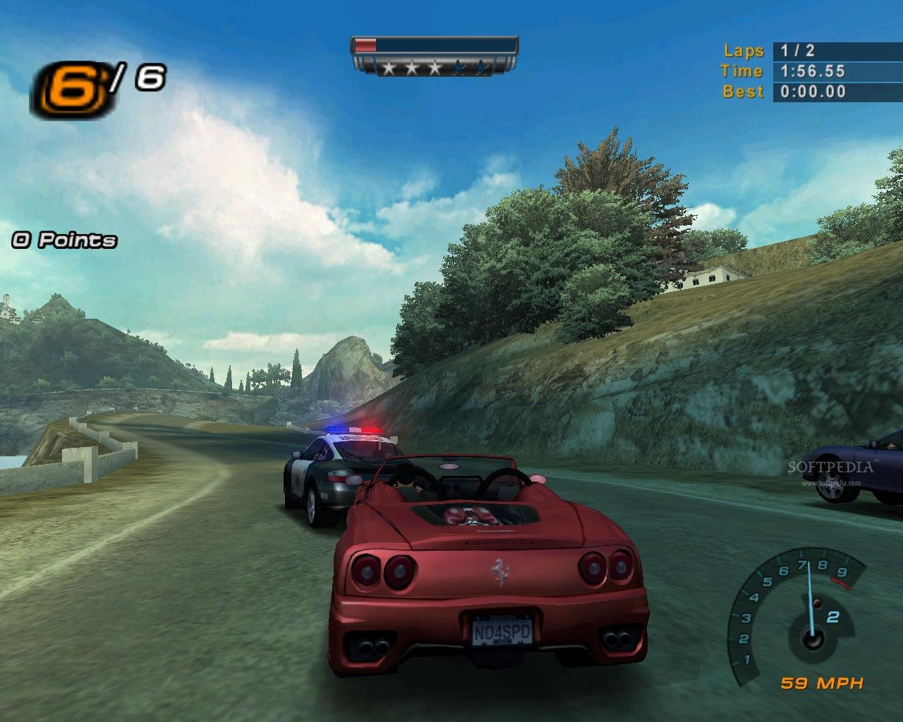 Need for Speed Hot Pursuit (2010 video game) Overview