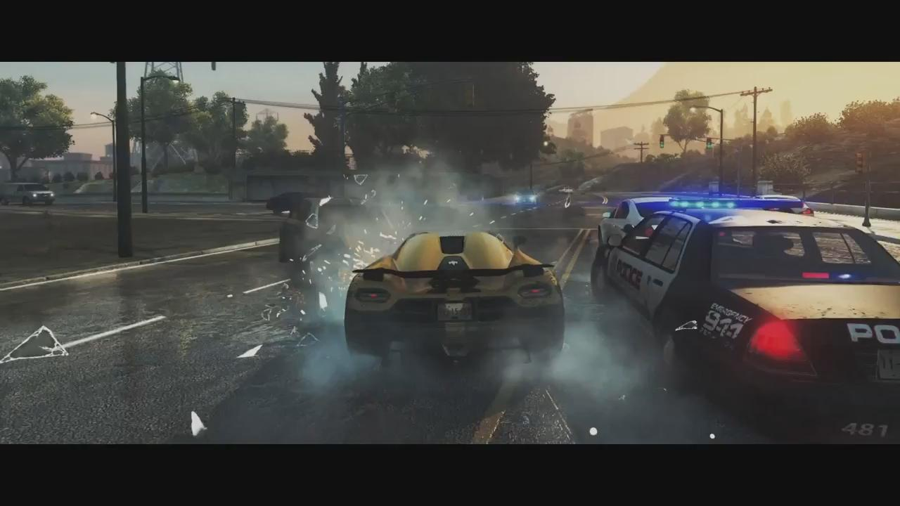 Screenshot 11 Of Need For Speed Most Wanted 2012 Gameplay Trailer 2 ...