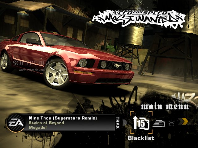 Download Need for Speed: Most Wanted Demo
