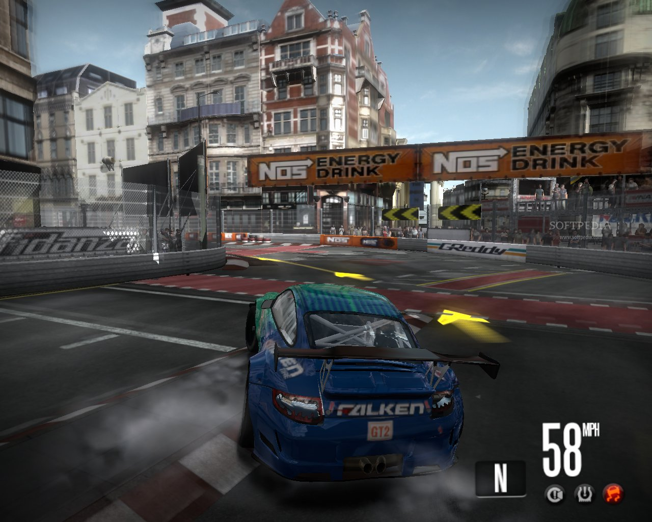 Скачать Nfs Shift Android