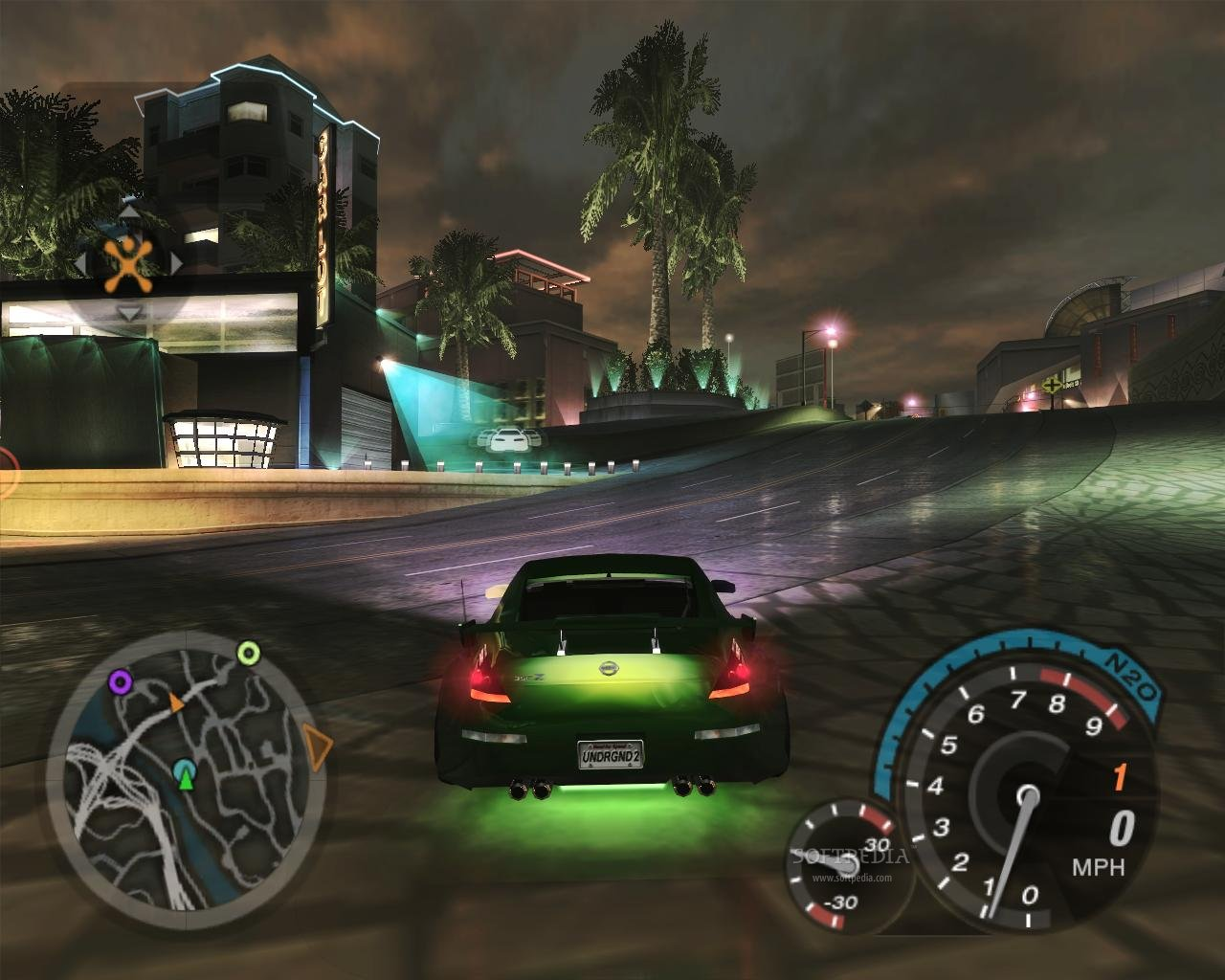 Need for Speed Underground 2 Demo Download