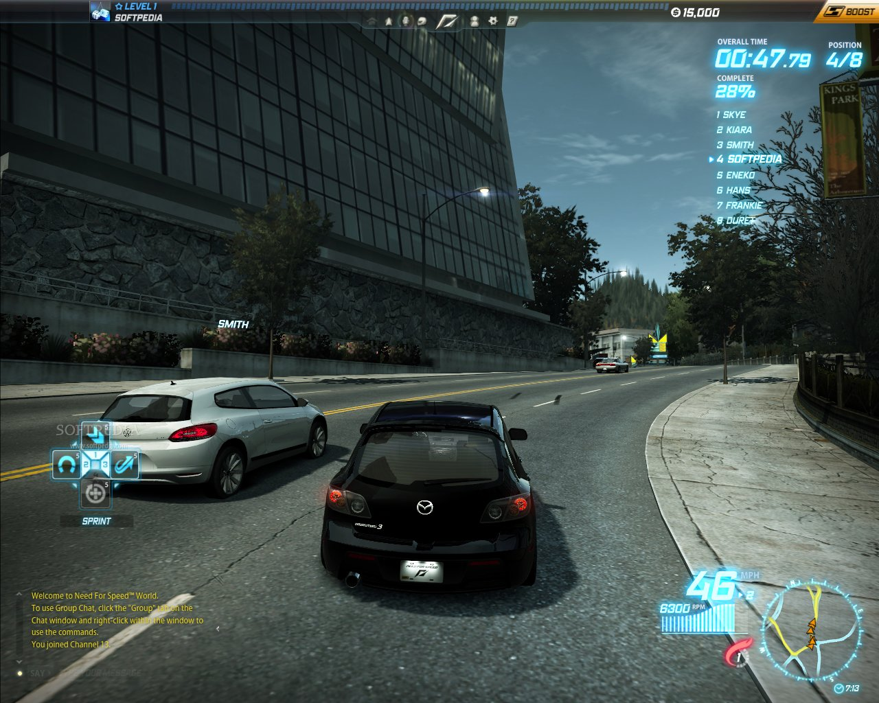 game need for speed online play
