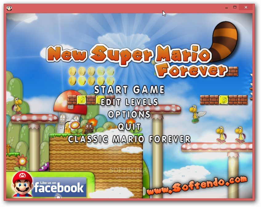 New Super Mario Forever 2012 - PC Game New-Super-Mario-Forever_1