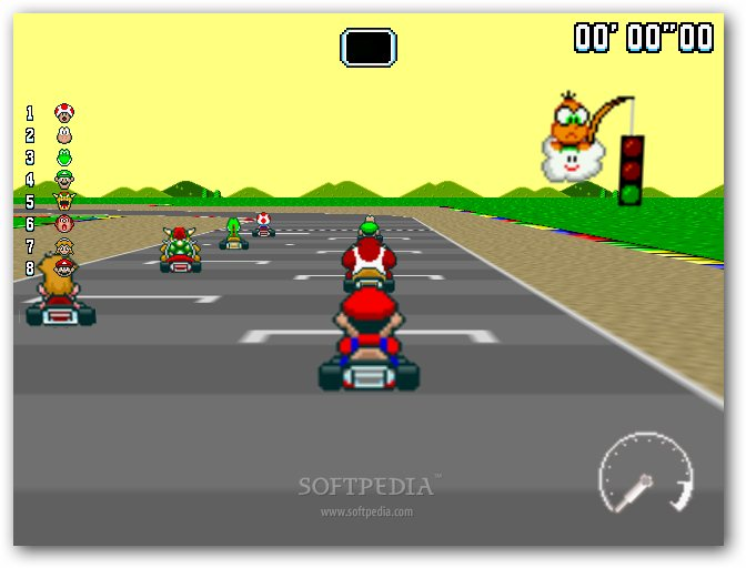 New Super Mario Kart screenshot 3