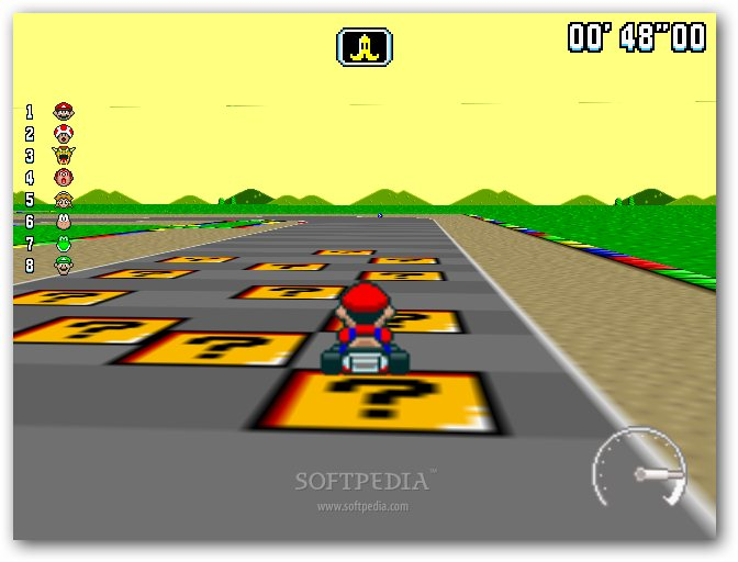 New Super Mario Kart screenshot 4