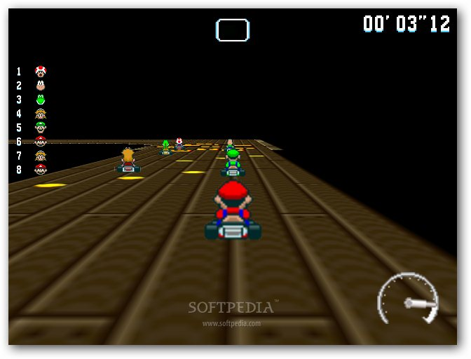 New Super Mario Kart screenshot 7