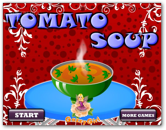 New Tomato Soup screenshot 1