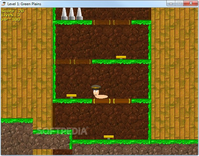 Nigel's Adventure Demo screenshot 3