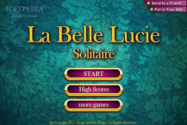 la belle lucie instructions