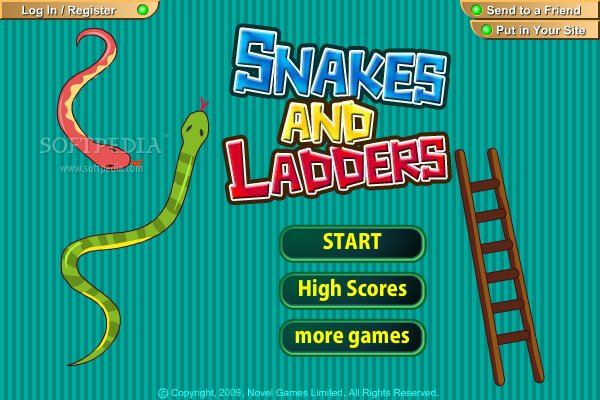 Snake and ladder game free download
