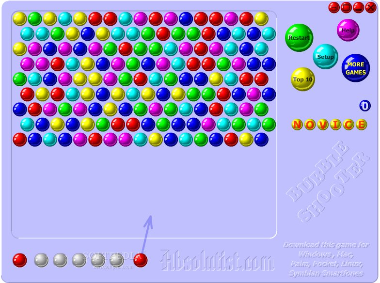 games bubble shooter 2
