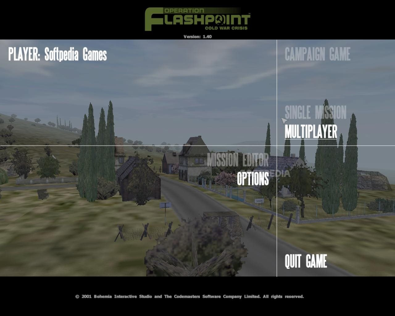 Operation Flashpoint: Cold War Crisis - Multiplayer Demo screenshot 1