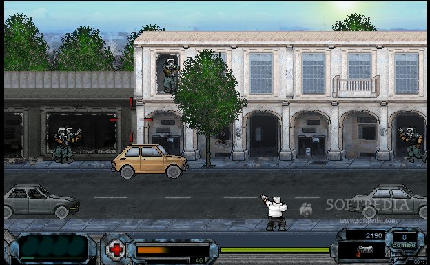 Ownage Burst screenshot 2