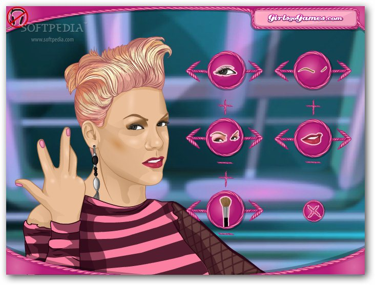 P!nk Dress Up screenshot 2