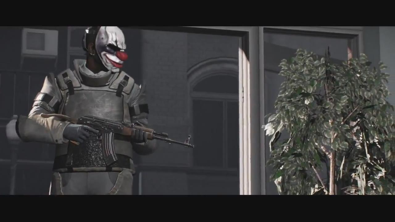 PAYDAY 2: Gameplay Trailer screenshot 7 Images - Frompo