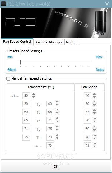 PS3 CFW Tools Download