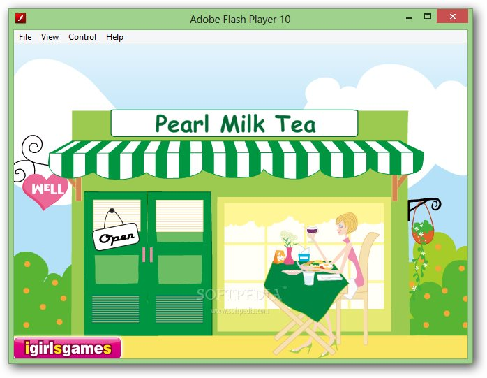 Pearl Milk Tea screenshot 1