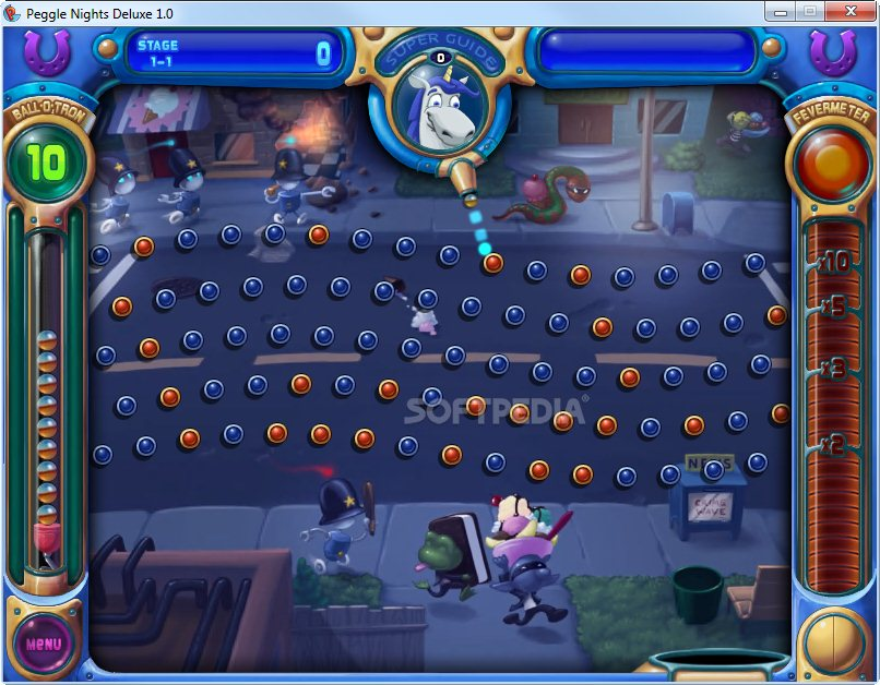 Peggle Nights Peggle Nights Deluxe Demo
