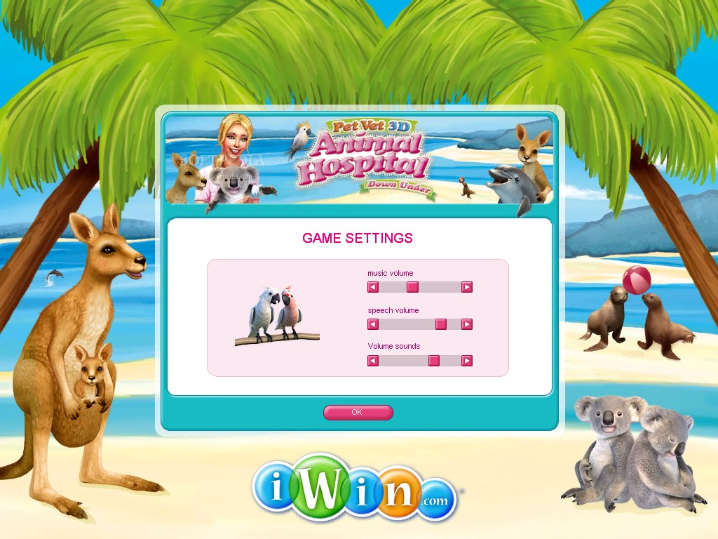 Pet Vet 3D Down Under screenshot 2