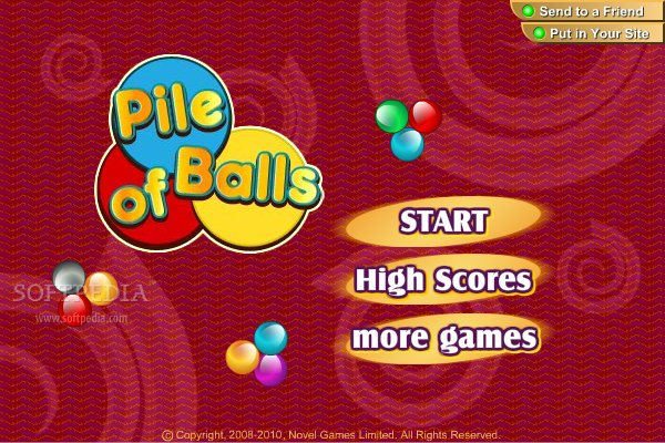 Pile of Balls screenshot 1