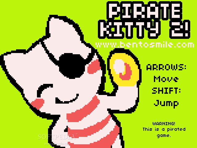 Pirate Kitty 2 screenshot 1
