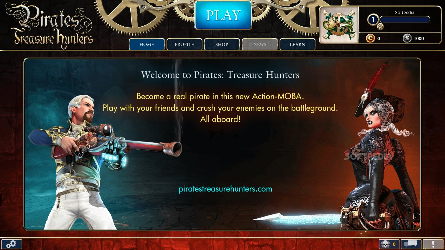 pirate treasure game free online