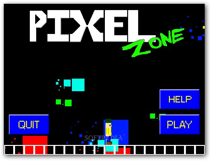 Pixel Zone screenshot 1