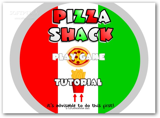 Pizzashack screenshot 1