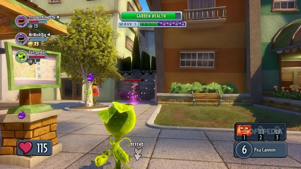 Plants vs. Zombies Garden Warfare Download