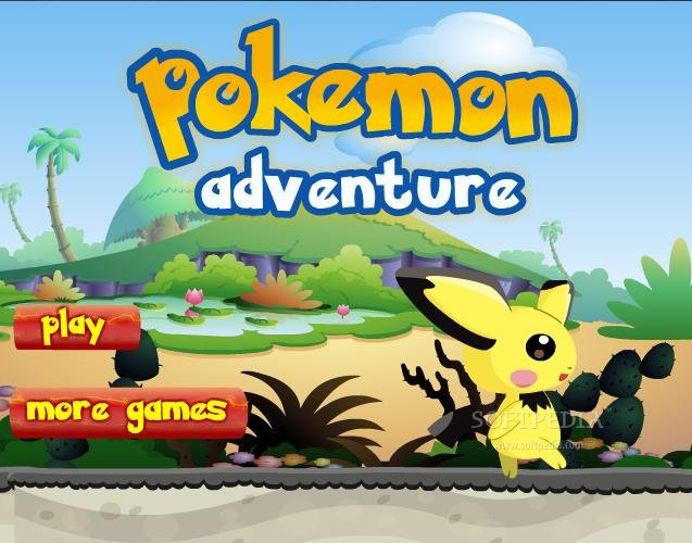 Pokemon Adventure Download