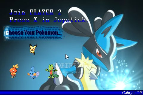 Download fight games pokemon