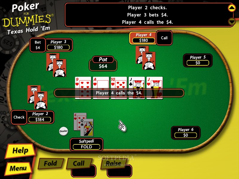 how to poker for dummies