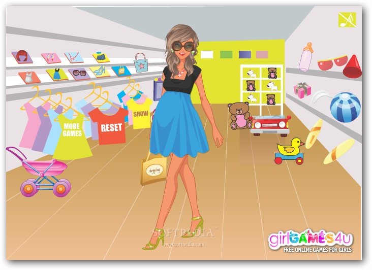 Download free Pregnant Dresses Game