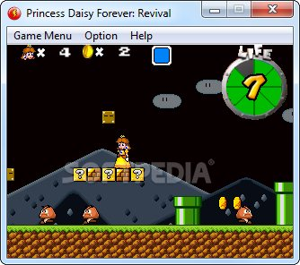 Princess Daisy Forever: Revival screenshot 1