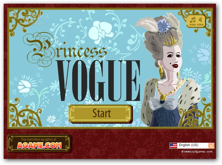 Princess Vogue screenshot 1