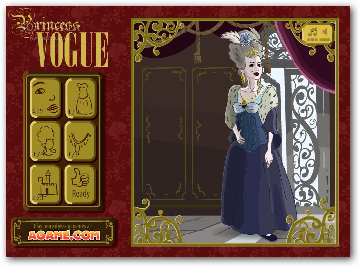 Princess Vogue screenshot 2