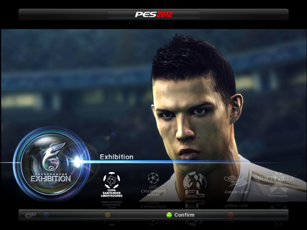 Pro Evolution Soccer 2012 Demo Download