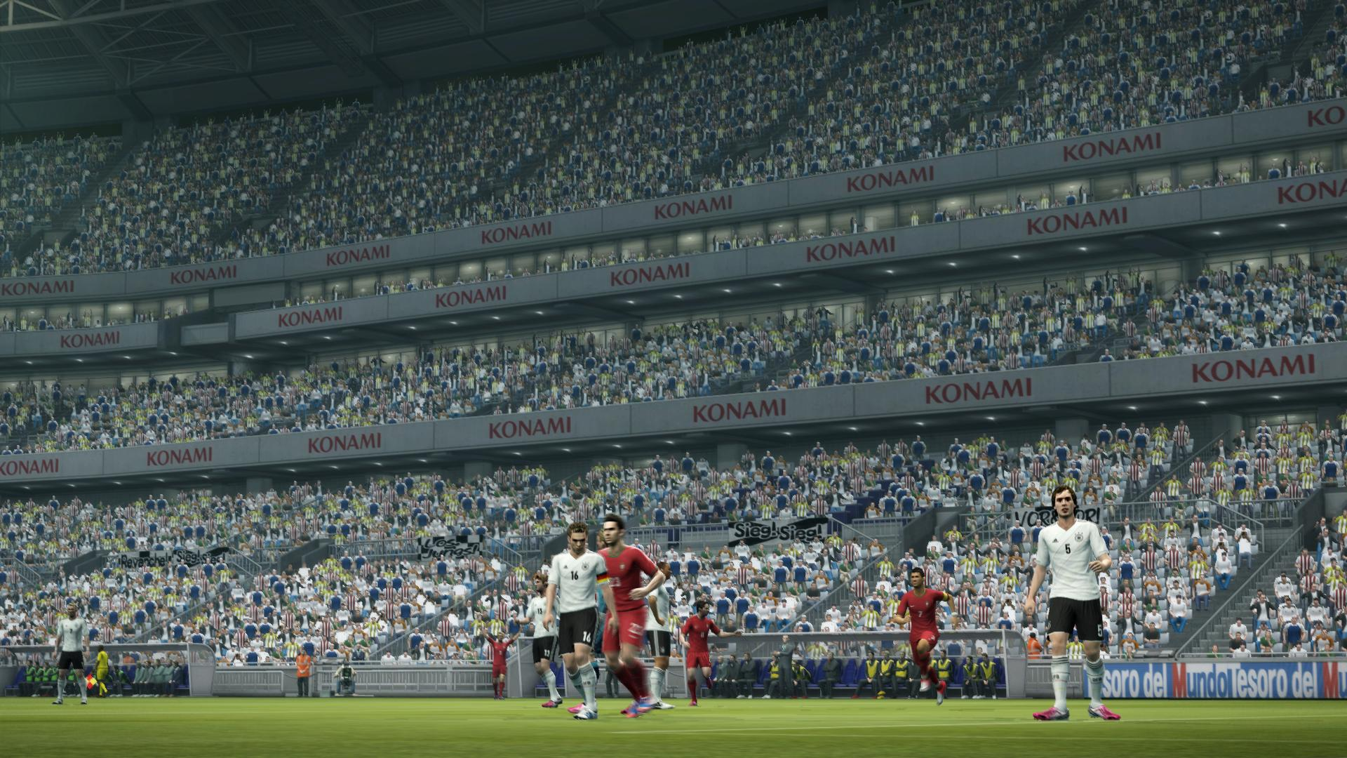 Pro Evolution Soccer 2013 Demo Download