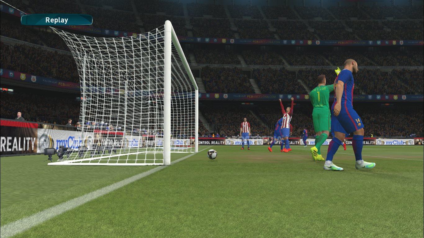 Pro Evolution Soccer (PES) 2017 Demo Download