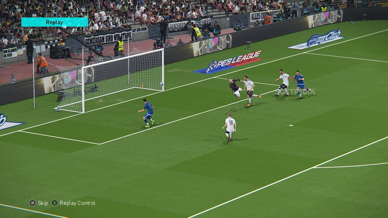 Pro Evolution Soccer (PES) 2018 Demo Download