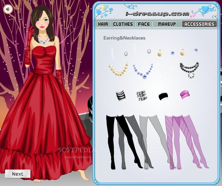 Fun Free Prom Dress Up Games Formal Dresses