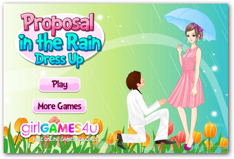 Proposal In The Rain screenshot 1