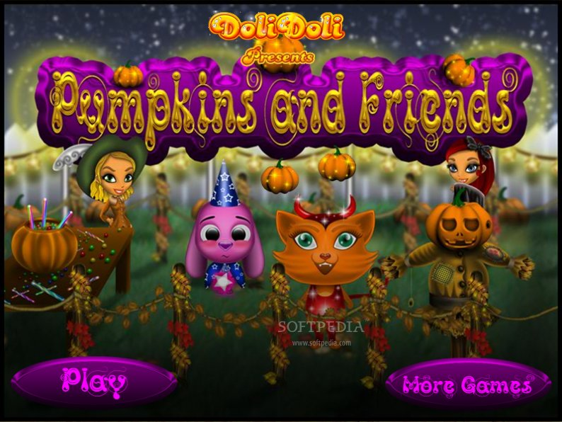 Pumpkins and Friends screenshot 1