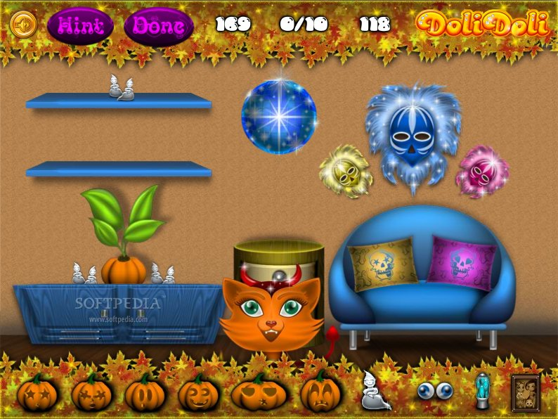 Pumpkins and Friends screenshot 5