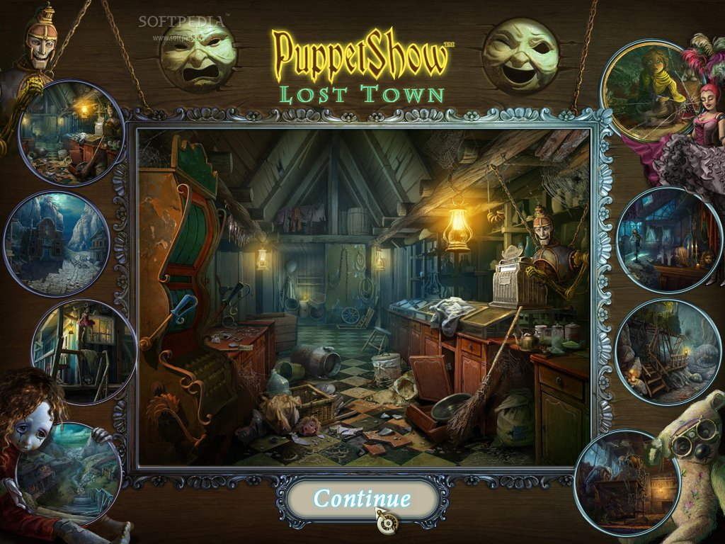 PuppetShow: Lost Town Collector's Edition screenshot 16