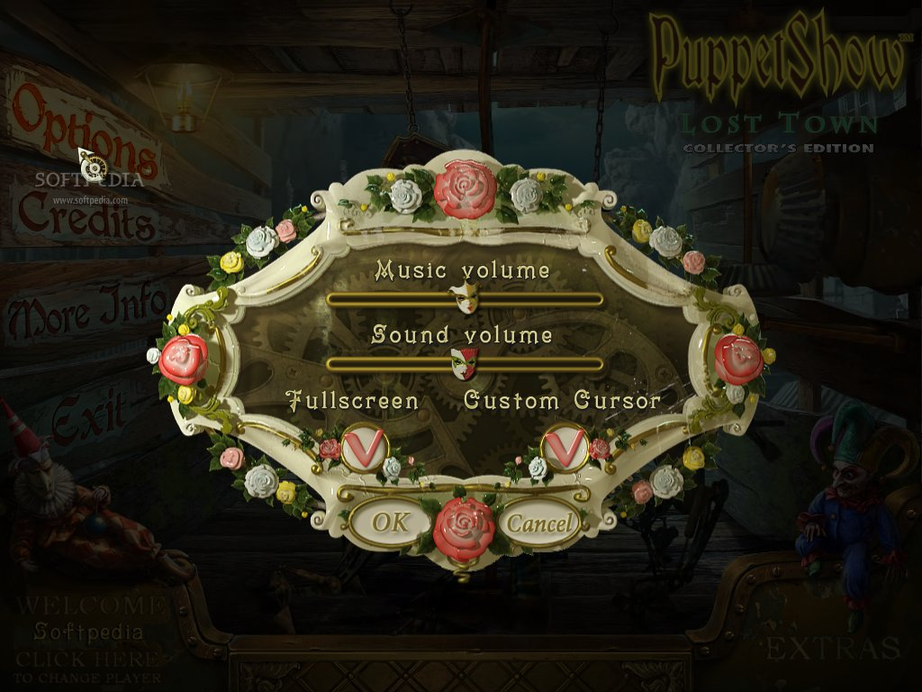 PuppetShow: Lost Town Collector's Edition screenshot 2